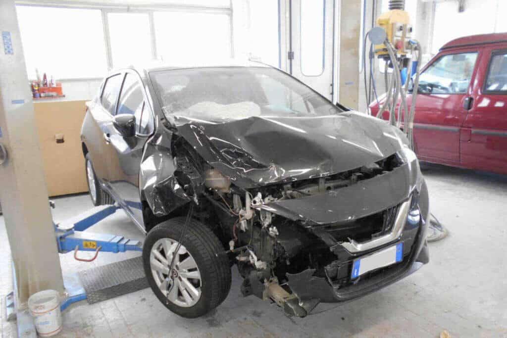 Perizie su autoveicoli incidentati Vicenza